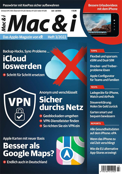 Mac & i Probeabo digital