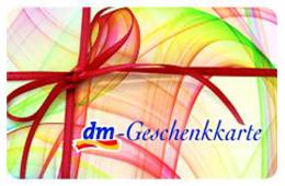 10 € dm-Geschenkkarte