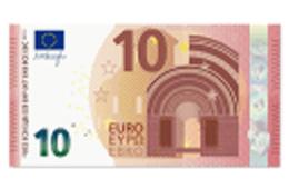 10 € in bar