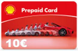 10 € Shell-Gutschein
